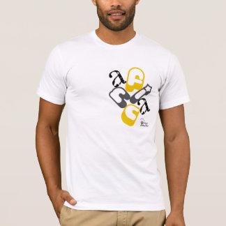 Amarillo africano playera