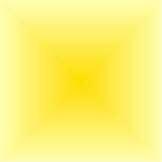 Amarillo amarillo claro y oscuro de la pendiente escultura fotográfica