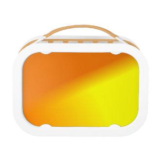 Amarillo anaranjado Ombre