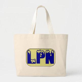 Amarillo azul LPN Bolsas
