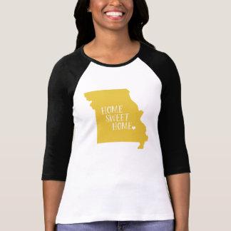 Amarillo casero dulce casero de Missouri Playera