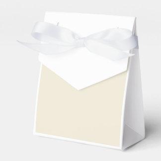 Amarillo claro caja para regalo de boda