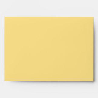 Amarillo, color sólido del llano encendido dentro