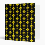Amarillo de la flor de lis 3