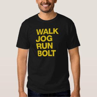 Amarillo de la motivación del PERNO del Camisas