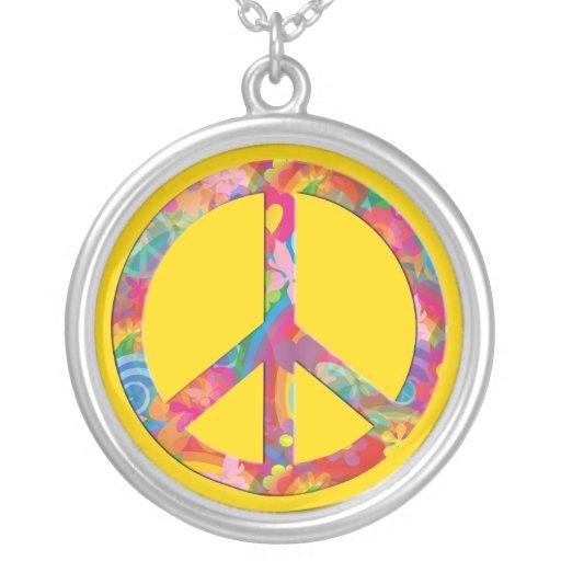 Amarillo de la paz el | del flower power grimpolas
