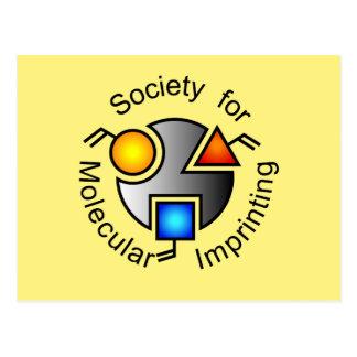 Amarillo de la postal del logotipo del SMI