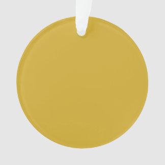 Amarillo de la primavera en un jardín inglés del