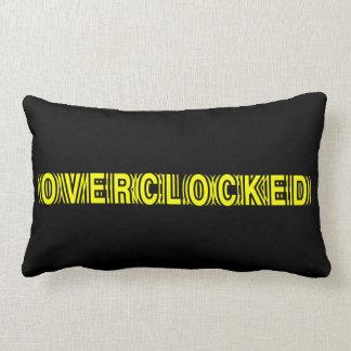 Amarillo de Overclocked Almohadas