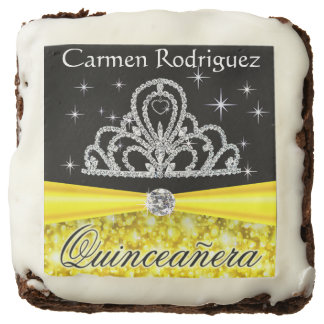 Amarillo de princesa Tiara Diamond el | de