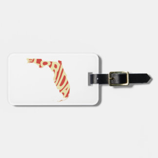 Amarillo del arte de la palabra del nombre del etiquetas para equipaje
