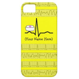 Amarillo del caso de Barely There del iPhone 5 del iPhone 5 Carcasa