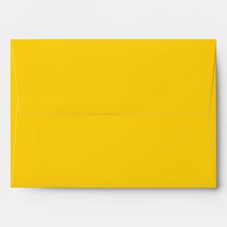 Amarillo del sobre A7