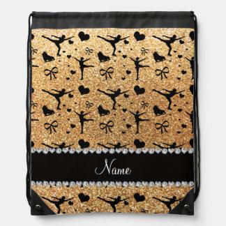 Amarillo en colores pastel conocido de encargo mochilas