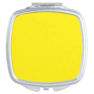 Amarillo Espejos De Viaje