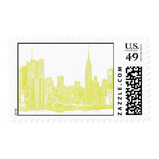 Amarillo oscuro NYC Envio
