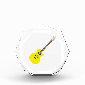 amarillo .png de la guitarra eléctrica