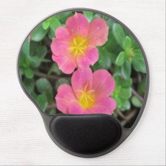 Amarillo rosado de Sedum Alfombrilla De Raton Con Gel