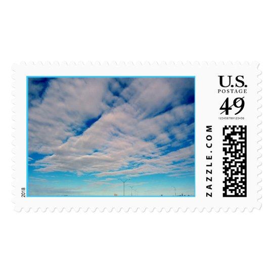 Amarillo Skies Postage