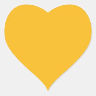 Amarillo sólido oro del azafrán
