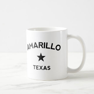 Amarillo Texas Coffee Mug