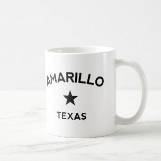 Amarillo Texas Coffee Mug