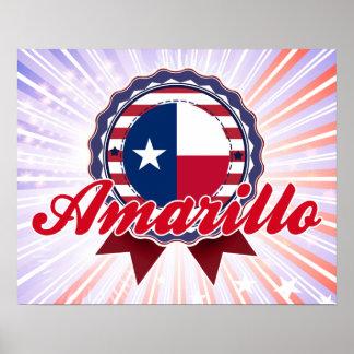 Amarillo, TX Posters