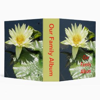 Amarillo waterlilly