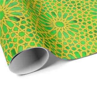 Amarillo y verde de Tirazut Papel De Regalo