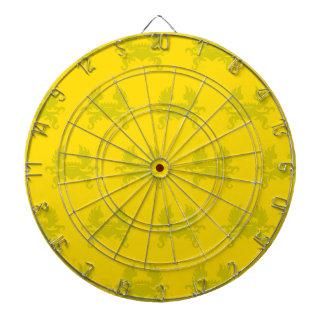 Amarillos cons alas del escudo de la corona