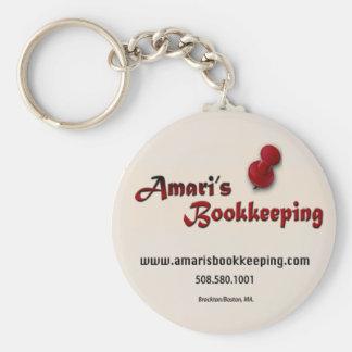 Amari's reminder Keychain