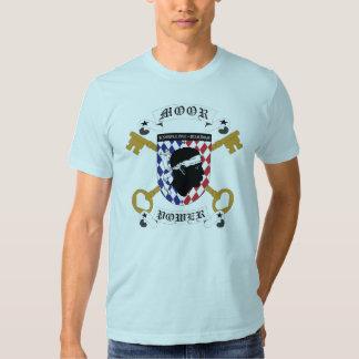 """Amarre camiseta del poder"" Remeras"