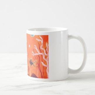 Amarre el Goldfish Taza Clásica