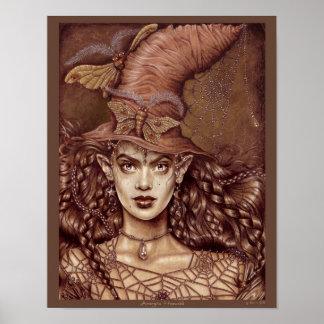 "Amarylis Hopwood  [11x14"" -Art Print]] Poster"