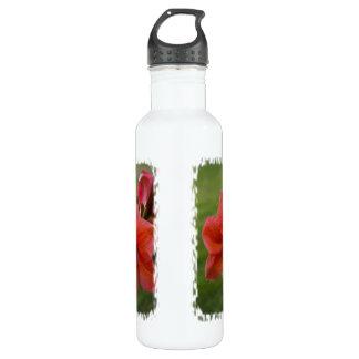 Amaryllis 2 stainless steel water bottle