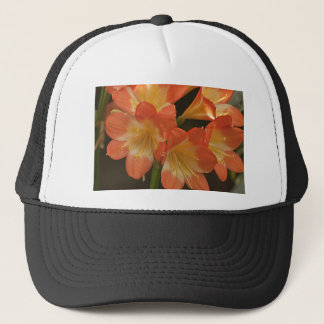 Amaryllis 2 trucker hat