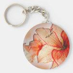 Amaryllis Adoration Keychains