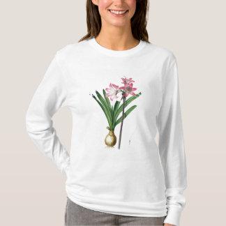 Amaryllis Belladonna, from 'Les Liliacees', engrav T-Shirt