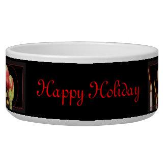 Amaryllis Christmas Bowl