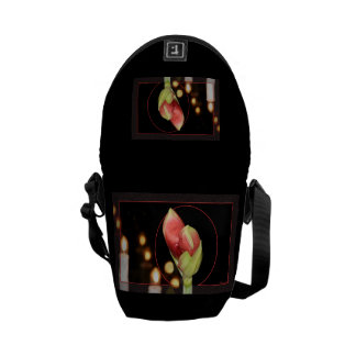 Amaryllis Courier Bag
