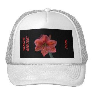 Amaryllis Trucker Hat