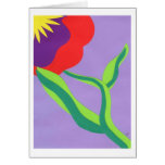 Amaryllis II Greeting Cards