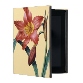 Amaryllis iPad Cover