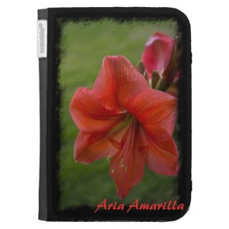 Amaryllis Kindle Keyboard Cases