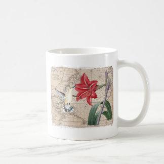Amaryllis Mao Hummer Coffee Mug