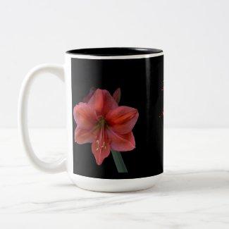 Amaryllis Mother's Day zazzle_mug