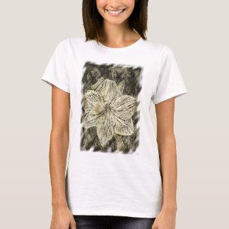 Amaryllis Old Time Sketch T-Shirt