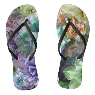 Amaryllis Toes Flip Flops