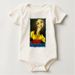 Amaterasu Baby Bodysuit