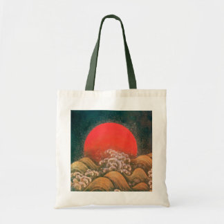 AMATERASU, DIOSA del SOL, marrón negro rojo Bolsas De Mano